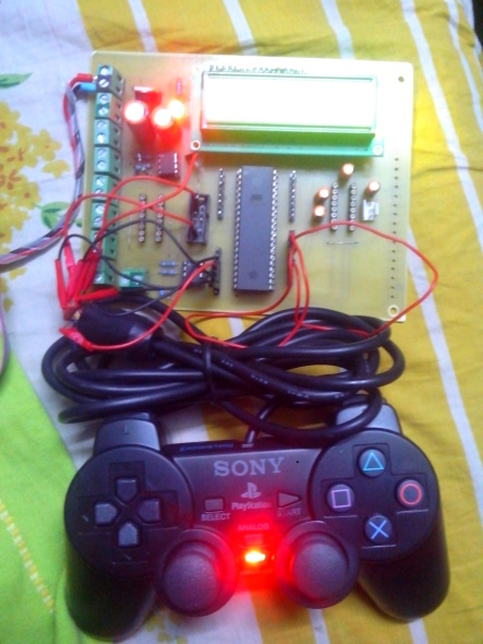 atmega16 PS2 Interface