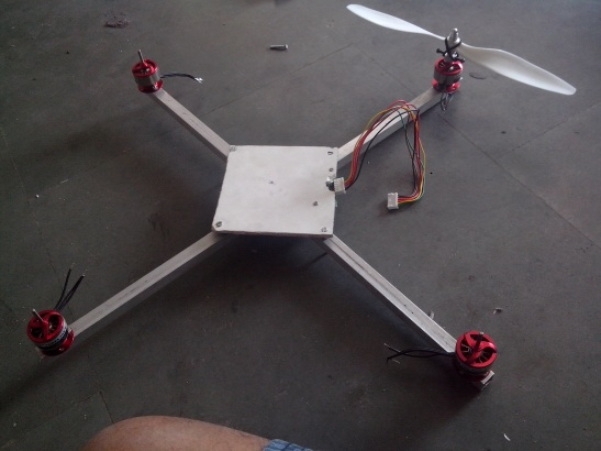 Quadcopter basic