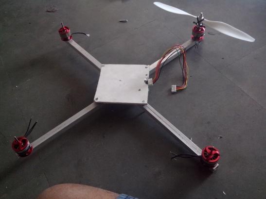 Quadcopter basic
