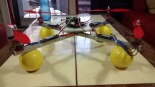 simle Quadcopter